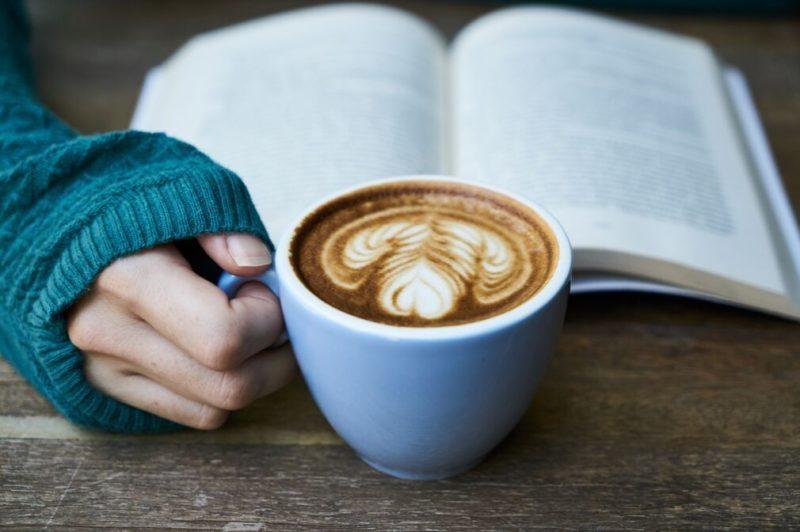 本を読んでリラックスして勉強
