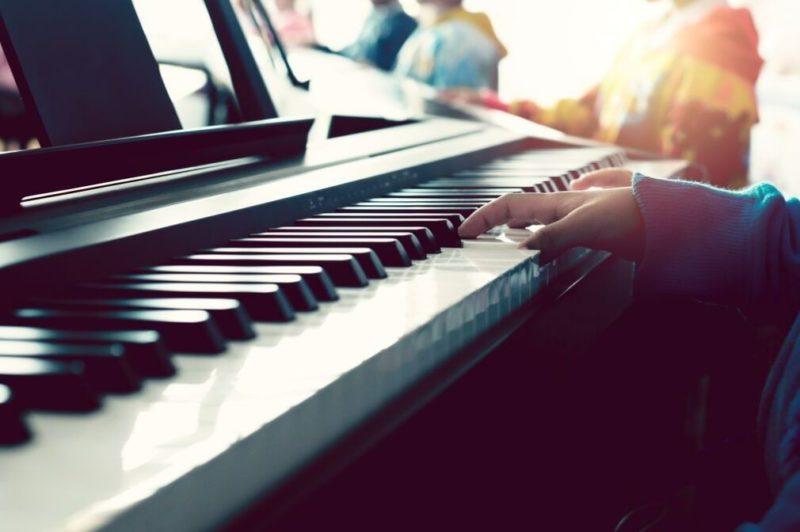 子供のピアノ教室イメージ