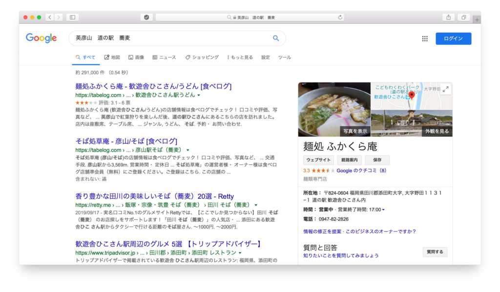 Googleローカルガイド 画面