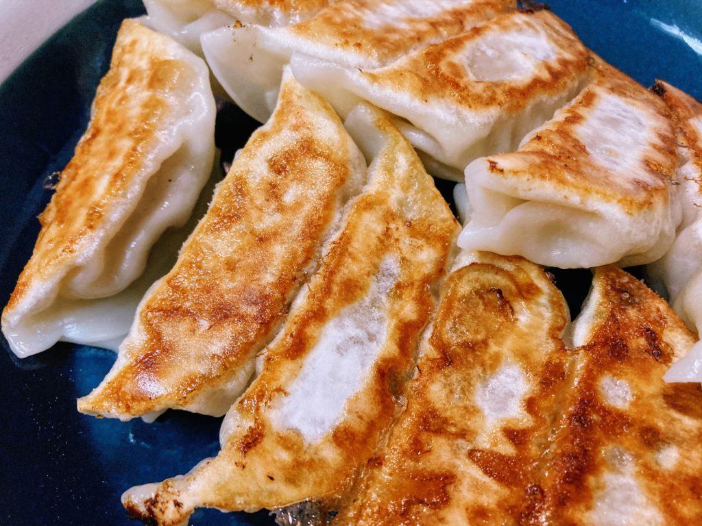 コストコの美味しい冷凍餃子