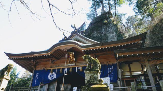 高住神社社殿