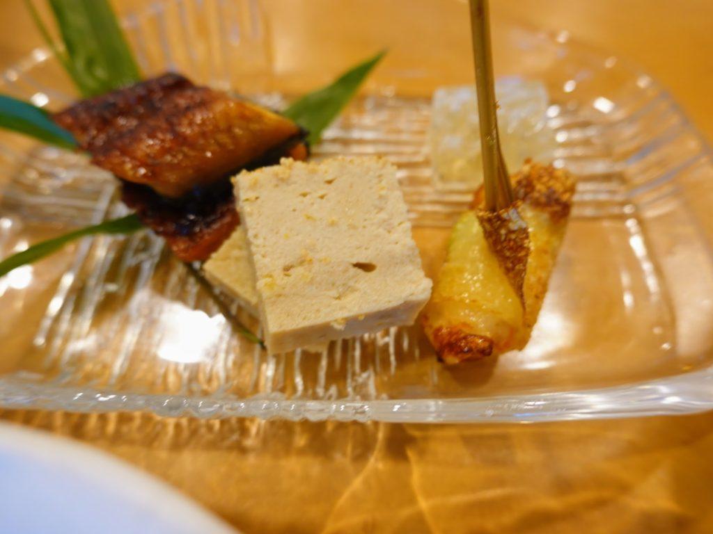 国東半島 梅園の里 夕食 どれも美味しい