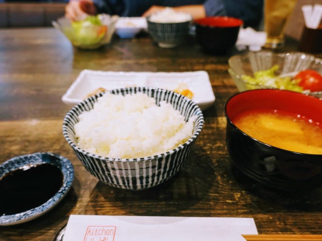 「kitchen いしばし(キッチンいしばし)」さんの刺身定食