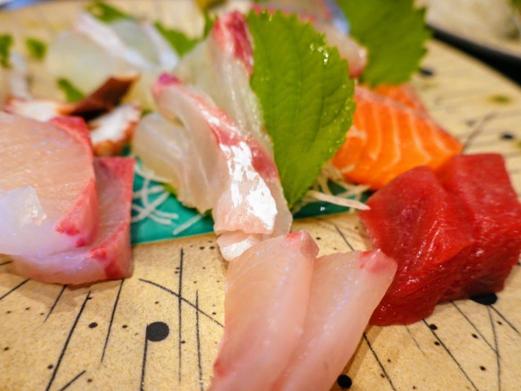 黒崎で美味しいランチ「kitchen いしばし(キッチンいしばし)」/ Go To Eat利用 刺身定食