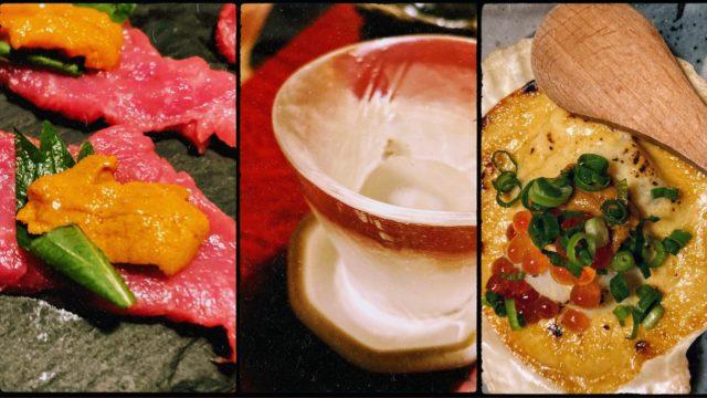 小倉駅から徒歩2分の居酒屋「喜酒快膳 夢玄(むげん)」に家族で行ってきました
