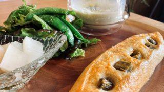 大分県中津市のcafe maru*ru(カフェマルル)さんでおいしいベーグルランチ