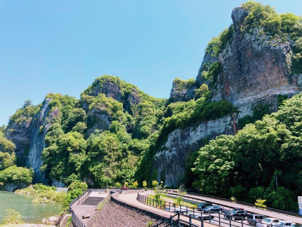 甘味処 禅海茶屋で団子汁ランチ|中津の耶馬溪・青の洞門近く