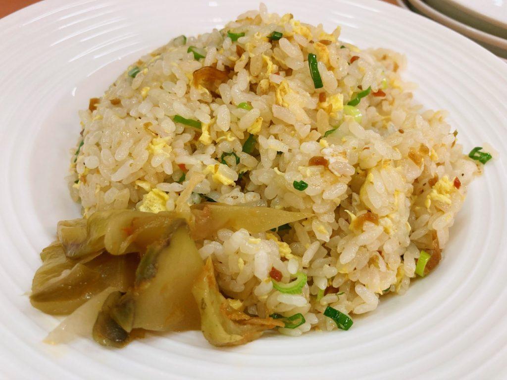 豊前市の中華料理「酒楽亭」の絶品焼飯